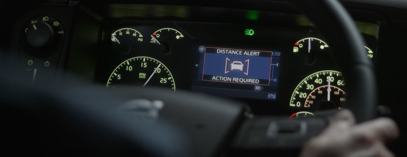Driver Assist Alerts for Semi Trucks