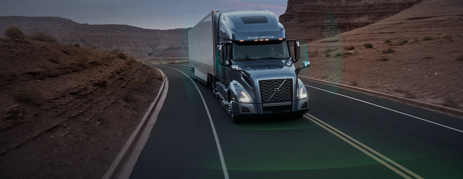 Radar Sensor for Semi Truck Collision Avoidance