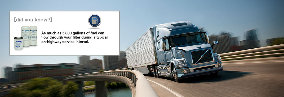 High Quality Filters Volvo Trucks Canada