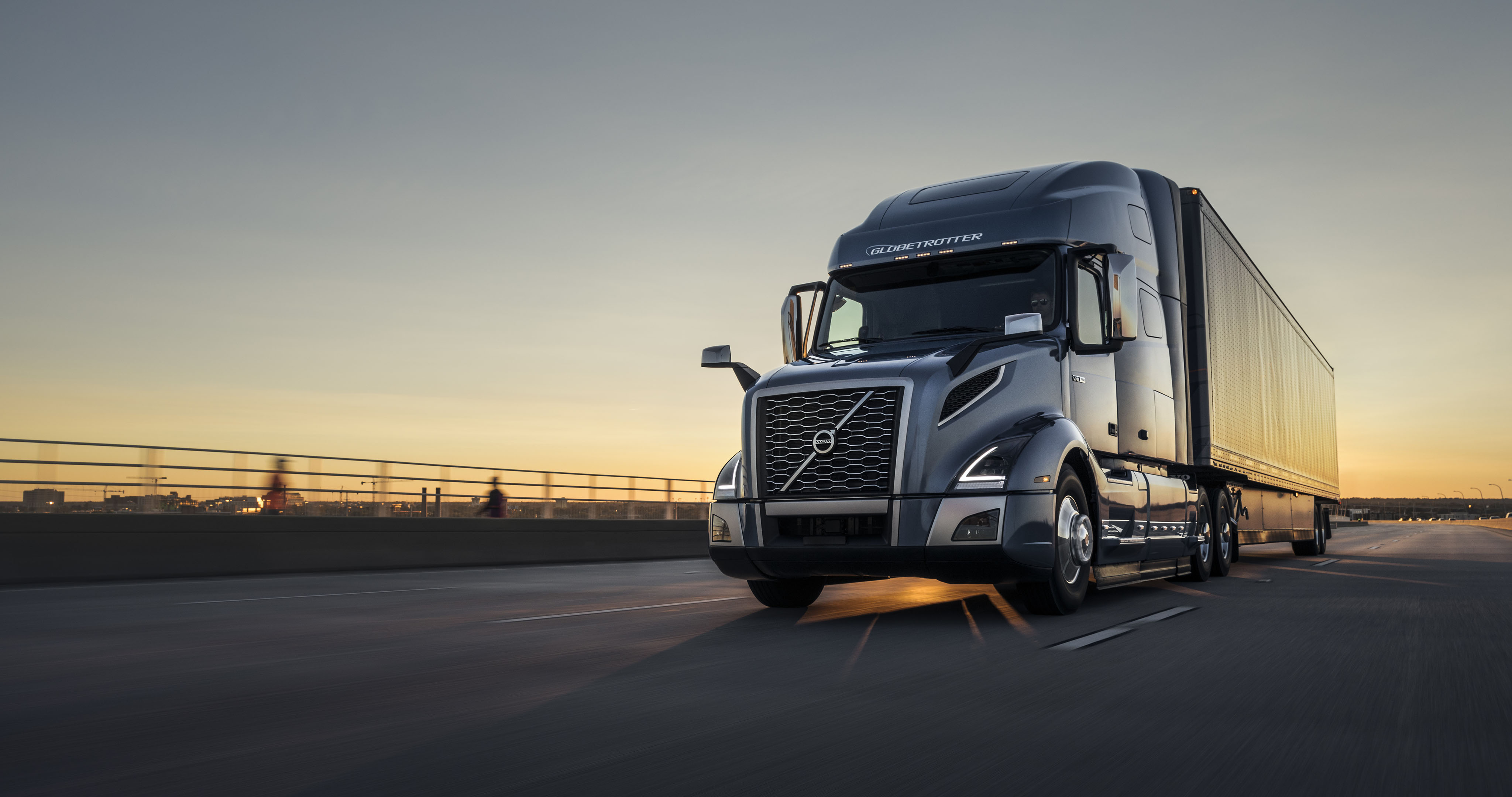Powertrain Volvo Trucks Canada