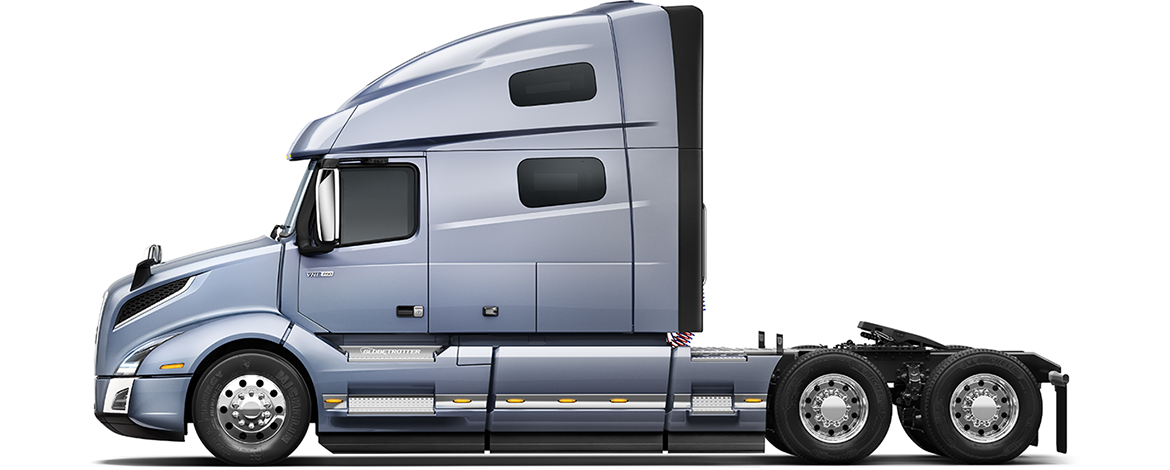 cars sleeper volvo truck for conventional img sale