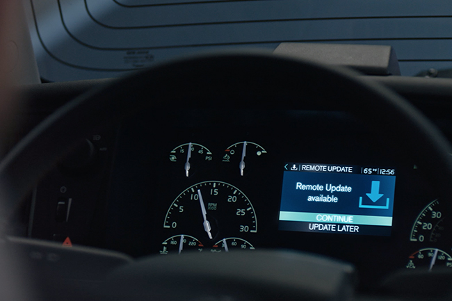 Driver Display Activation dashboard